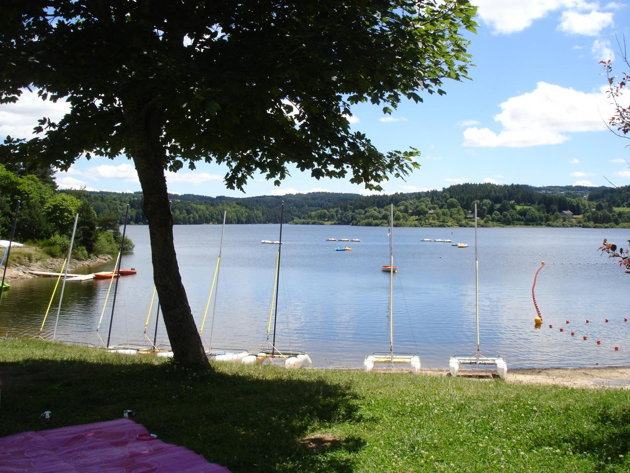 Lac de Lavalette