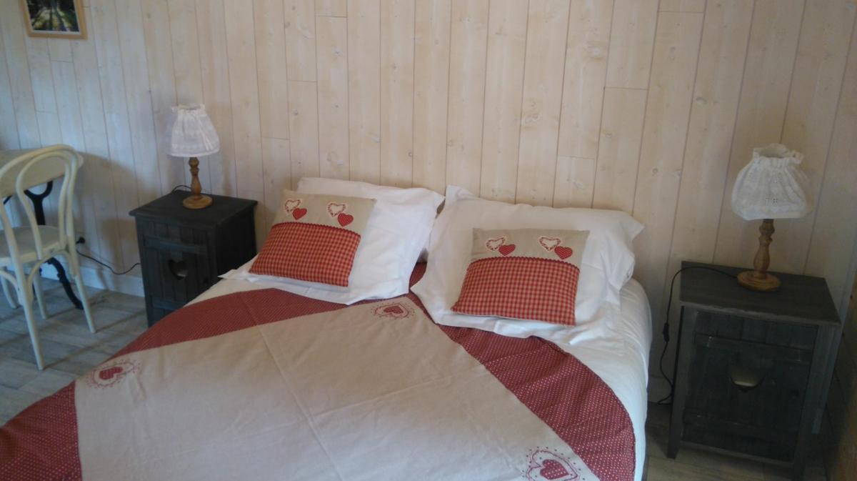 Chambre le lignon 2 personnes 18 m2 for Chambre 2 personnes