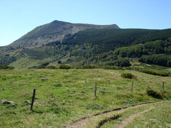 Le Mont Mezenc 1753 m
