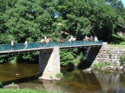 Le pont du Lignon